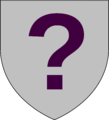 gray shield with question mark